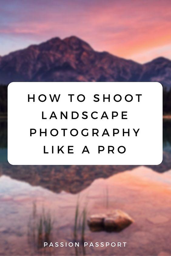 景观,自然和野生动物摄影师塞尔吉奥兰扎给出了如何以加拿大落基山脉为例拍摄美丽风景照片的提示。