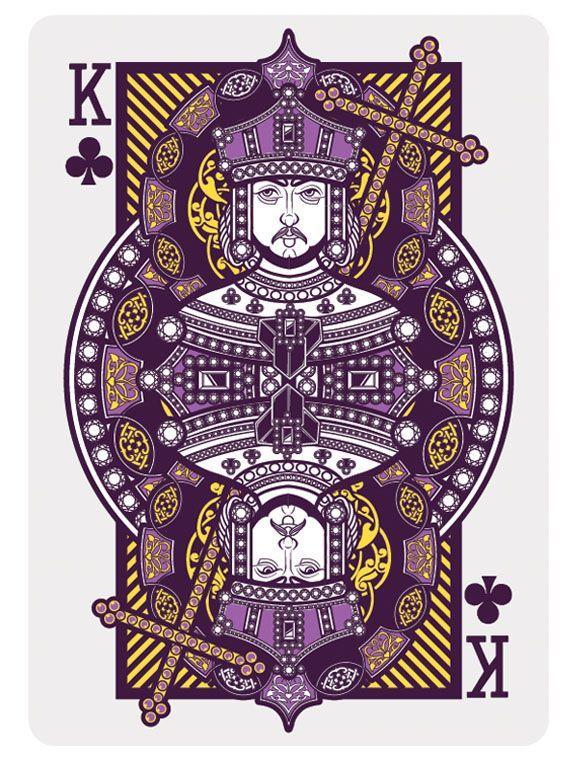 090  -  Joshua M. Smith的扑克牌,Behance
