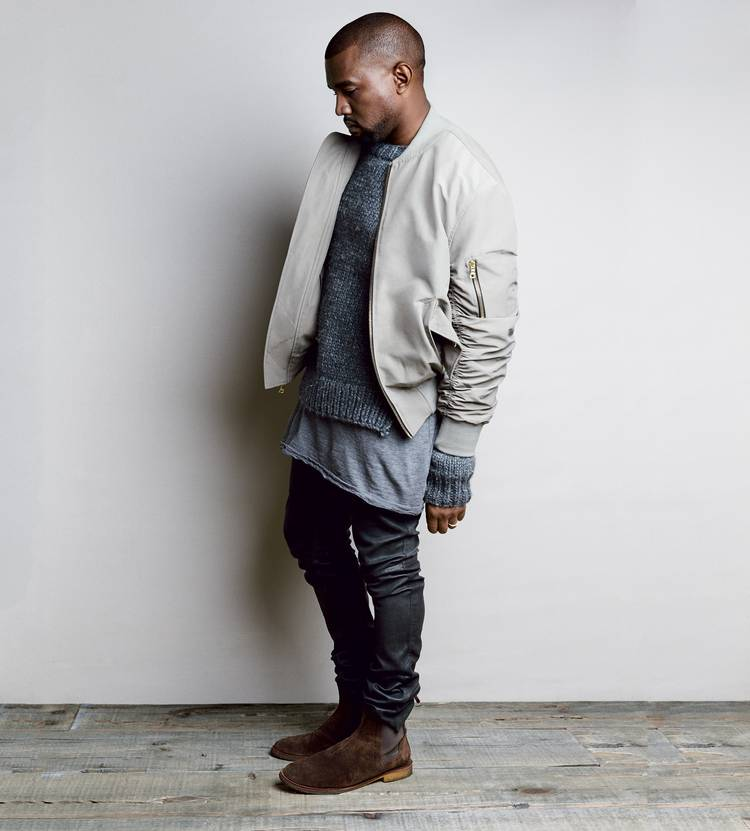 As much as I don't like this guy, I can't stop looking at what he's been wearing lately