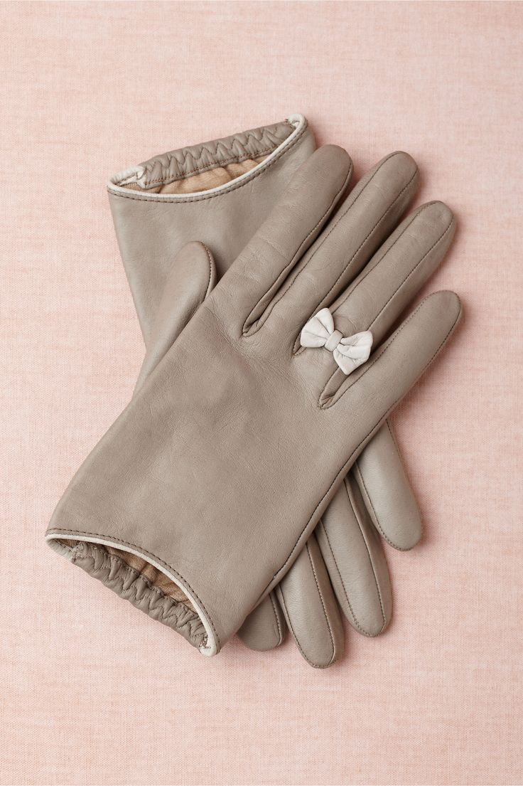 来自BHLDN的Genteel手套