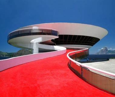 Museum of Contemporary Art (Niteroi, Brasil) reposted from Design 351