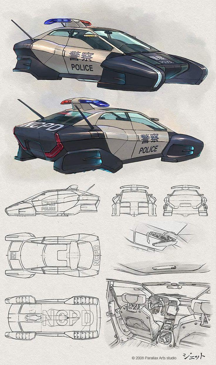 From the work of Jet Arts (Dmitry Popov)
