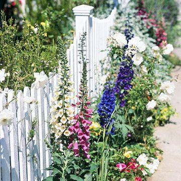 在人行道花园里为您的院子增添美丽和遏制感。看看即使在最小的空间里也能工作的这些前花园理念。
