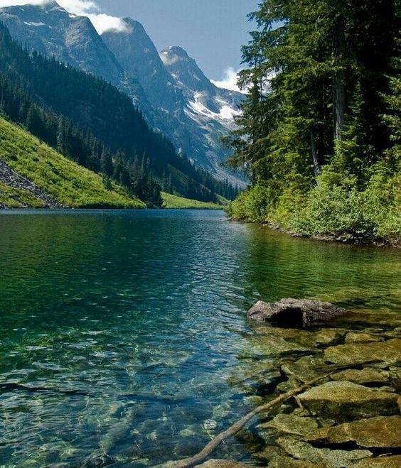 风景摄影的灵感图片描述Alpin