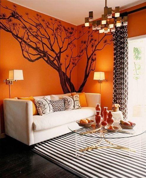 寻找家居装饰的灵感,我发现了这张漂亮的照片!有些非常豪华,但其中一些只是可爱的奇妙创意,惬意而轻松,但会让您的家看起来令人惊叹!墙上的树木图案,或多彩的枕头面料,可以在你甜蜜的家中带来春天!检查ou