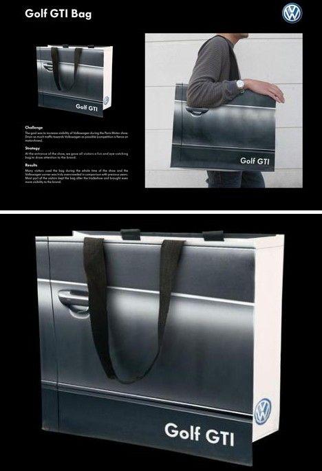 Golf GTI Bag