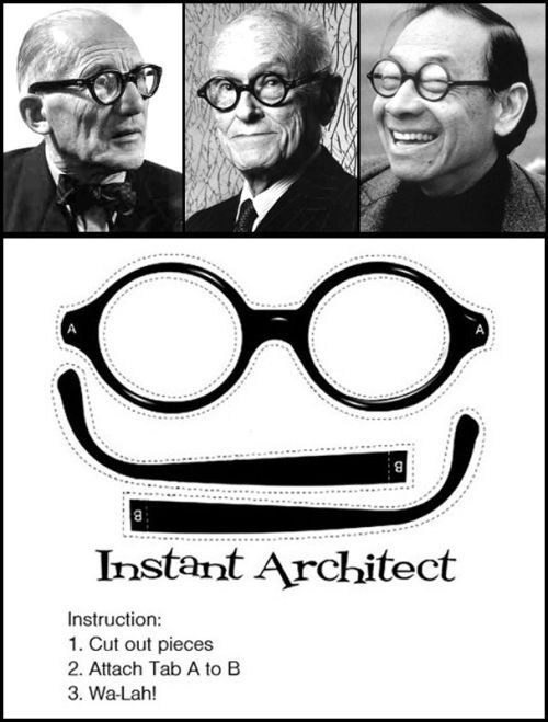 Now it's your chance to unleash your inner Le Corbusier, I.M. Pei, or Philip Johnson!