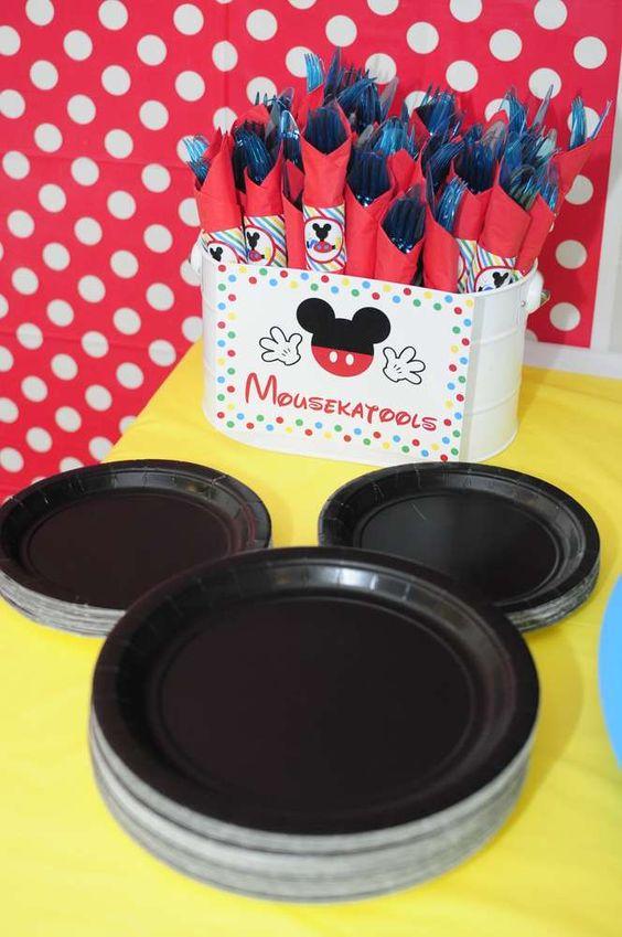 帕米拉A的生日/米奇老鼠俱乐部 - 照片库在赶上我的派对