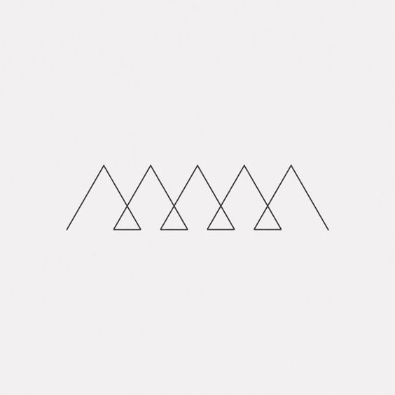 Perfectly Simple Geometric Illustrations by Pierre Voisin