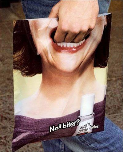 Nail Bitting