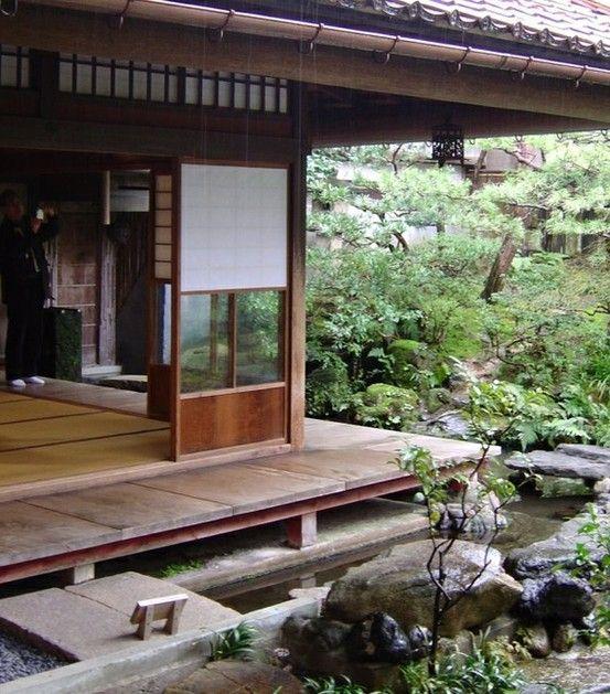 日本的房子建筑