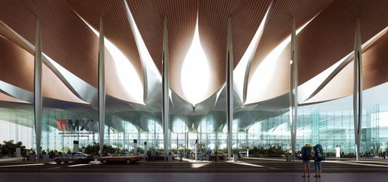 Gallery of Sordo Madaleno & Pascall+Watson Presents Proposal for New Mexico City Airport - 1