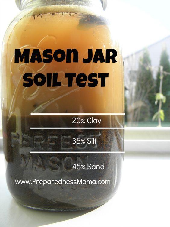 花园底漆 - 做一个梅森罐子土壤测试每年春天我做泥工瓶土壤测试,看看我的花园里的土壤结构。它帮助我决定是否需要对土壤进行任何修正。如果你是......这是一个简单易行的测试