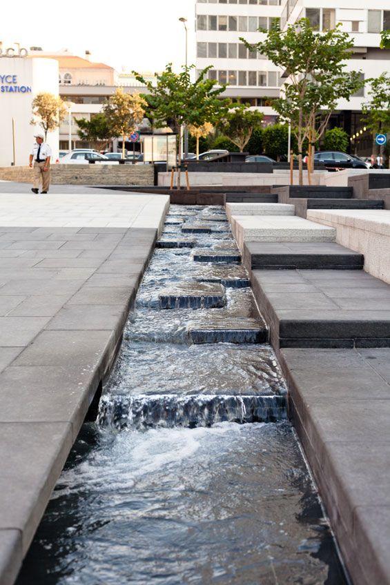 Zeytouneh Square   Beirut Lebanon   Gustafson Porter « World Landscape Architecture – landscape architecture webzine