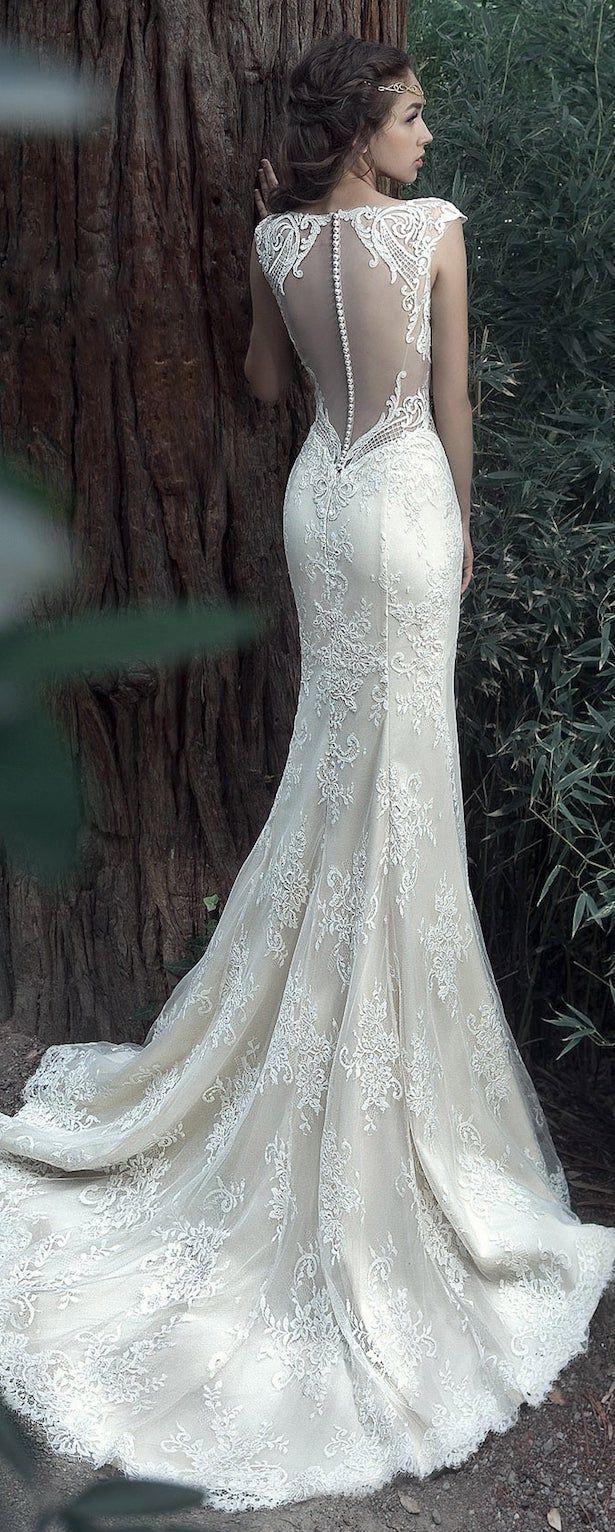 Milva 2017婚纱礼服 -  Arwen系列