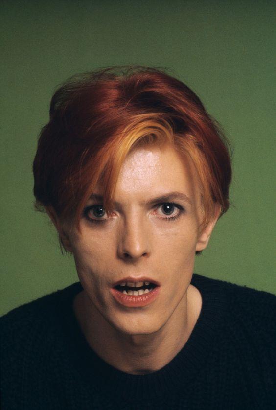 Shooting Starman: Intimate David Bowie Photography