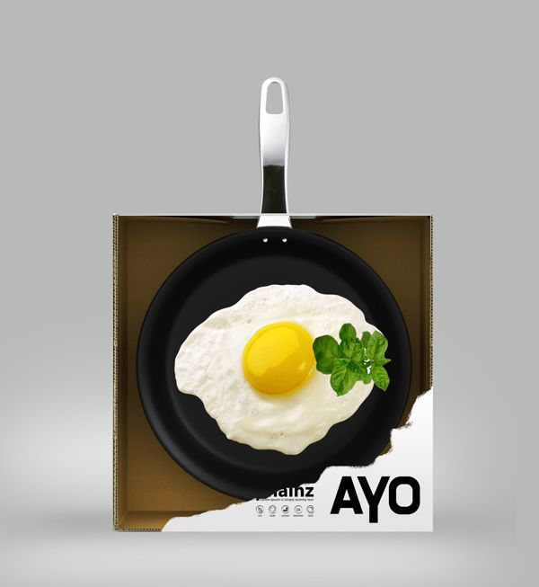Ayo Cookware Package (design concept) on Behance PD