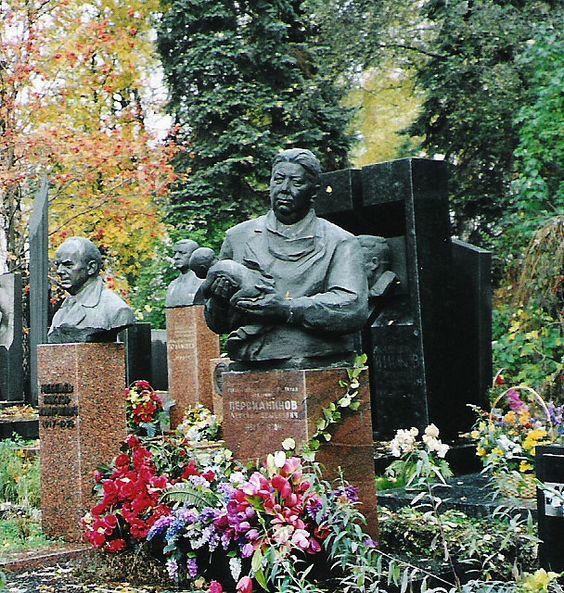 医生的坟墓