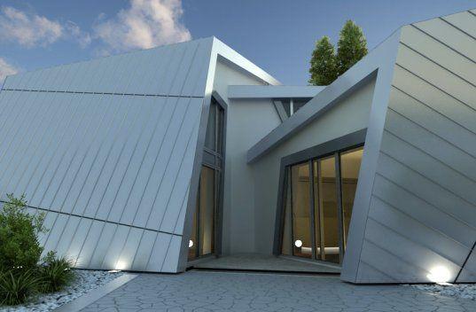 Villa Daniel Libeskind  -  Google搜索