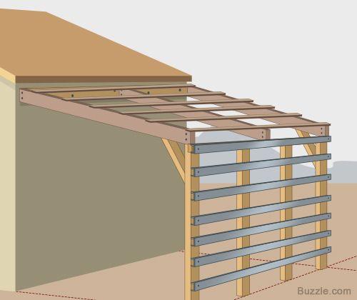打算建立一个倾斜的屋顶,但是不知道你是否可以做到这一点?无需烦恼,这是一项简单的任务,并且所有材料都已到位,您只需两天即可完成安装。这是一步一步的程序,以帮助您了解如何建立一个倾斜的屋顶。