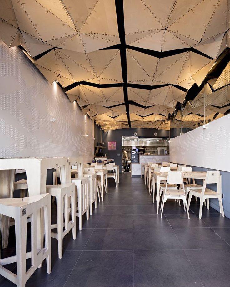 LEKA开源餐厅画廊/ IAAC FAB Lab Barcelona  -  5