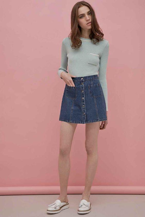 今天在Urban Outfitters购买Urban Outfitters罗纹针织上衣合作社。我们提供所有最新款式,颜色和品牌供您选择。