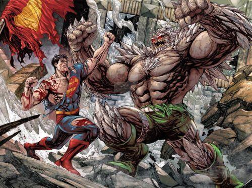 超人与世界末日 - 泰勒柯克汉姆