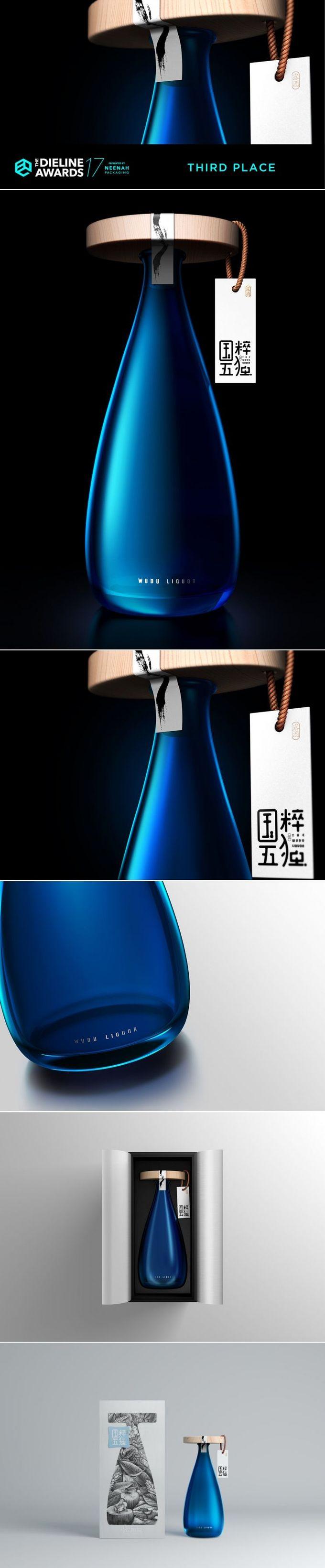 The Dieline Awards 2017: Guo Cui WuDu Liquor — The Dieline | Packaging & Branding Design & Innovation News