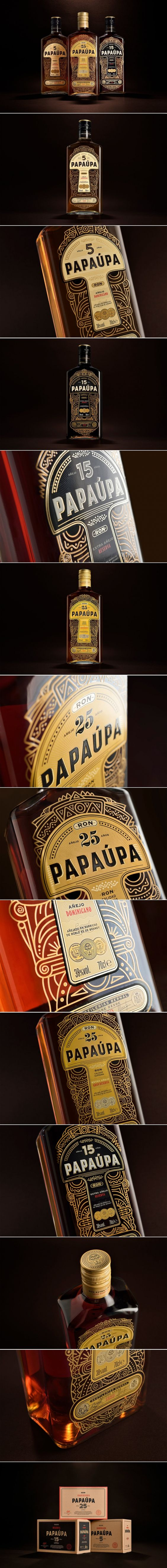 Check Out The Mesmerizing Packaging For This Historical Rum