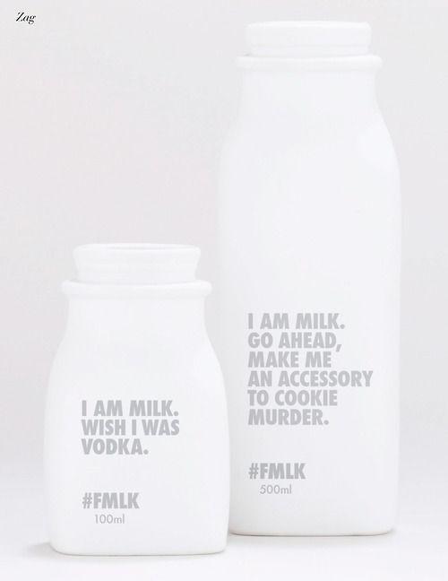 I'm milk