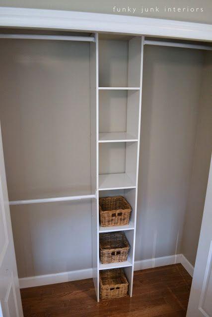 如何从50美元的套件中构建一个简单的衣柜!我为什么要等这么久?