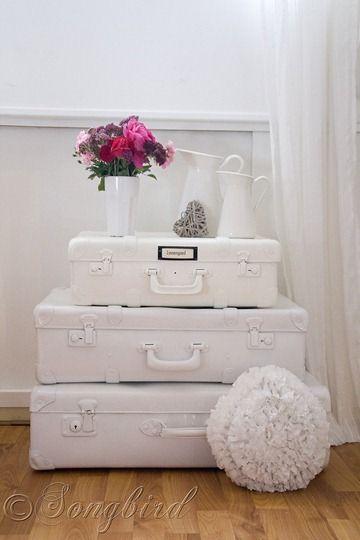 彩绘手提箱是家居装饰领域的风靡。如果你一直想知道如何创建自己的外观,让我告诉你如何绘制复古手提箱。