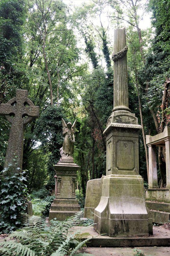 海伦盖特公墓北伦敦|伦敦的旅游景点