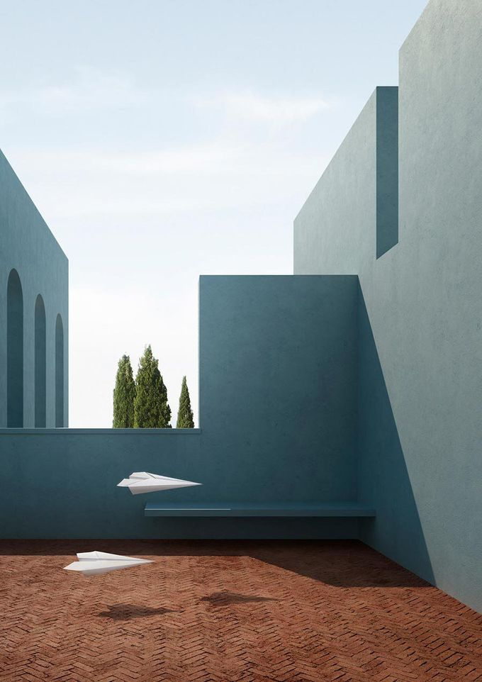 Massimo Colonna '(No) Gravity' Architectural Settings | Trendland