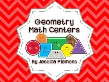 与中心练习和应用数学技能!你是否在寻找一套数学中心,你可以在一年中的任何时候使用?这些几何数学中心是提供有意义的独立练习的有吸引力的方式。