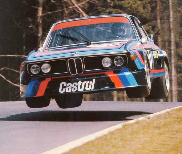 BMW CSL Batmobile      (Click the pic above to go to nowUmatter now!)    #nowUmatter  #FollowMe   Sport Racing
