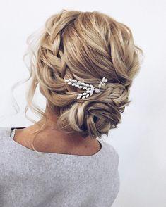 美丽的婚礼Updo发型想法52