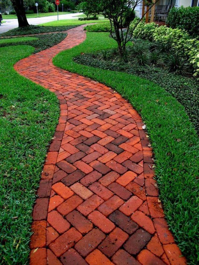 20个神奇的花园小径和走道的想法将激励你
