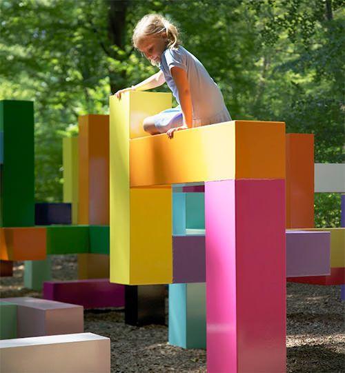 primary structure playground by jacob dahlgren