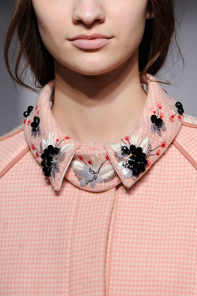 Mother Of Pearl at London Fall 2014 (Details)