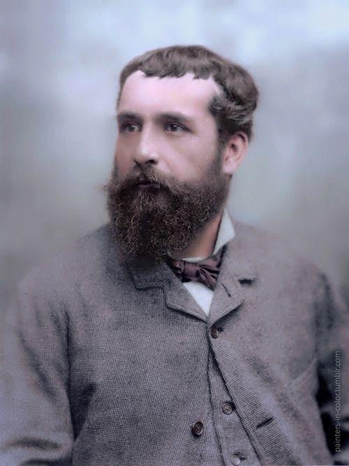 克劳德·莫奈于1880年代