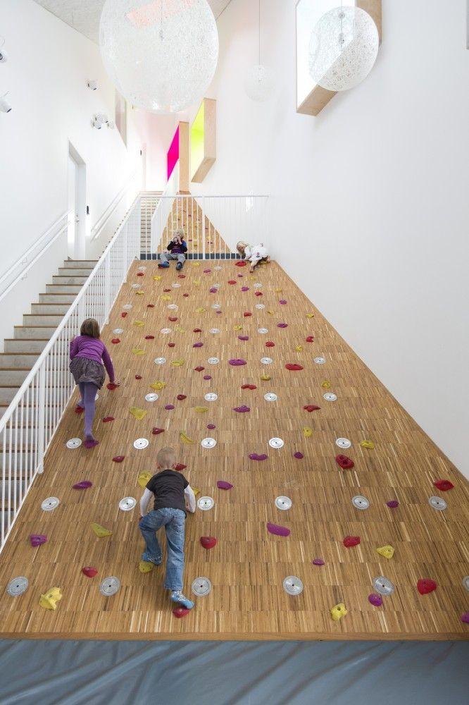 Ama'r Children's Culture House, Denmark. Dorte Mandrup Architects  Building designed as a