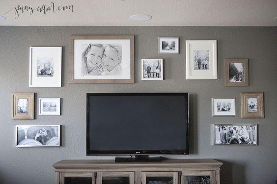 可以肯定地说我痴迷于一个好的画廊墙。我在家里都有他们。事实上,当设计师Holly Mathis在过去帮助过我们,并且我提出了照片或画廊的墙壁时,她可能只是告诉我,这可能稍微有点矫枉过正。但是,作为一名前摄影师......