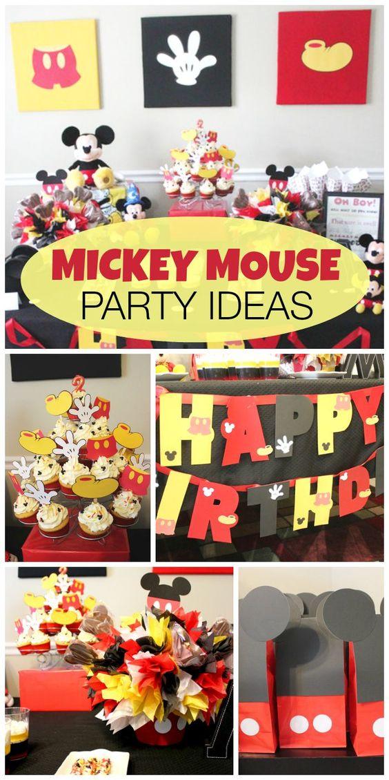 Krafted O的生日/米老鼠 - 米老鼠生日狂欢在Catch My Party