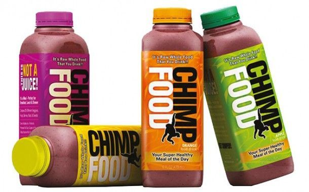 Food Chimp Raw Whole food beverage