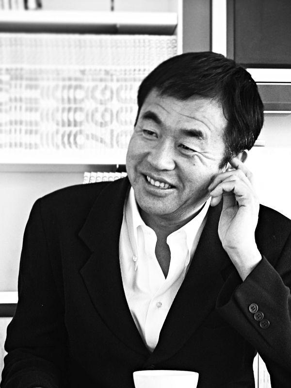 El arquitecto Kengo Kuma.