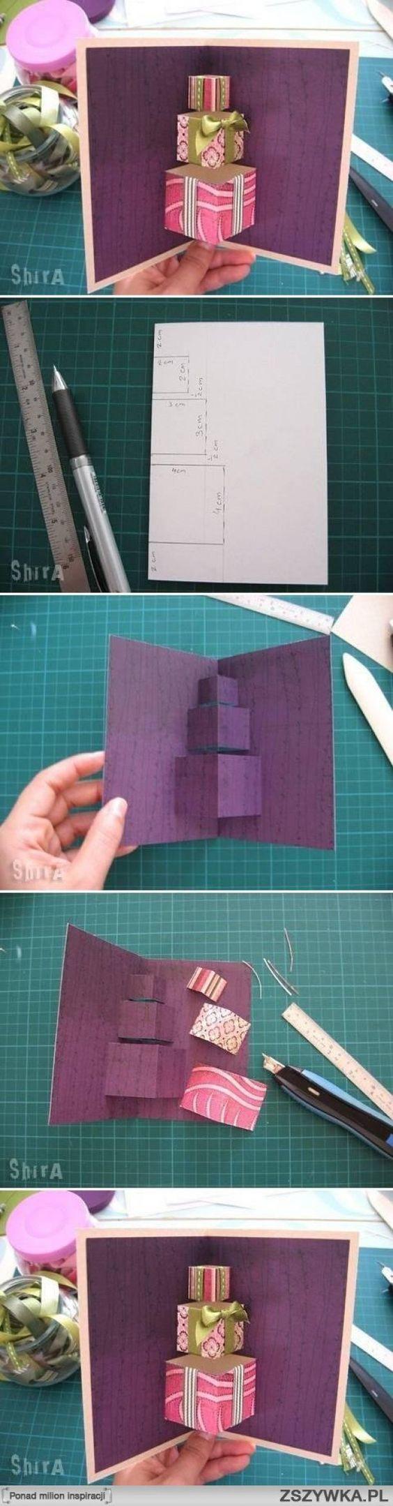 我制作了此卡作为Box Fold教程的后续工作。这张卡可能是有史以来最简单的盒式折叠弹出卡!箱子不仅是基本的机制,而且是爆裂元素本身。一个…
