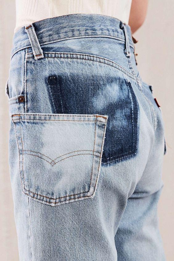 在Urban Outfitters今天开设Urban Renewal Remade Pocket Shift Jean。我们为您提供所有最新的款式,颜色和品牌,从这里选择。