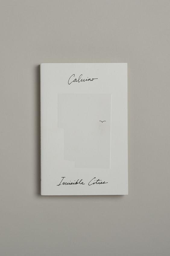 """commonmusings:""""Italo Calvino书籍封面"""""""