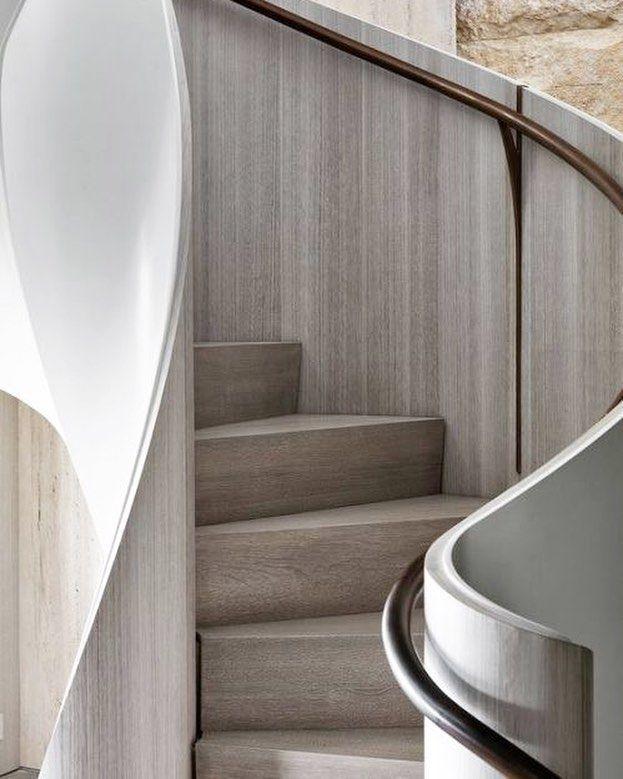 When staircase become an artwork . . . . . #interiordesign #interior #design #decor #homedecor #staircase #inspiration #inspo…